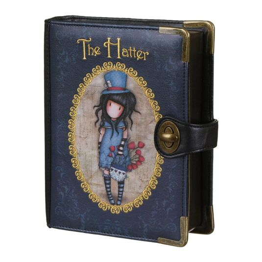 Chronicles The Hatter Clutch Bag