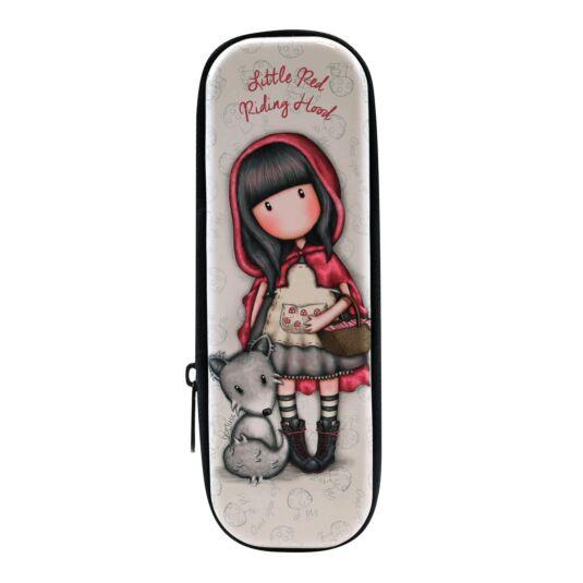 Little Red Riding Hood Zipped Tin