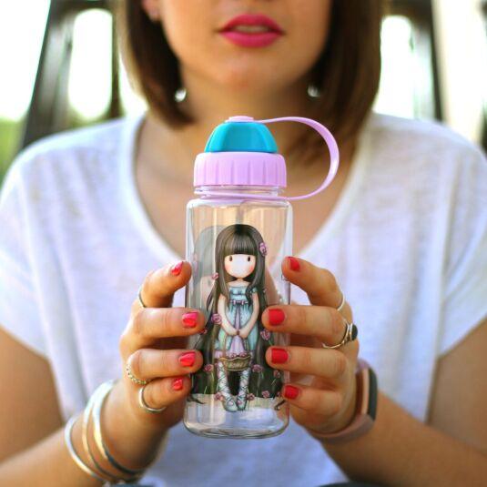 Rosebud Cityscape Water Bottle