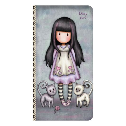 Tall Tails 2019 Slim Diary