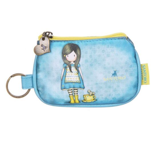 The Little Friend Keyring-Zip Purse