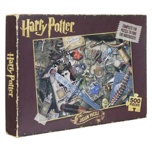 Horcruxes Jigsaw Puzzle