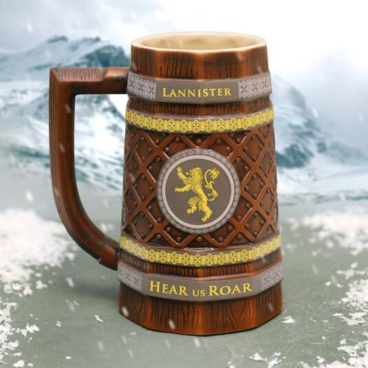 House Lannister Collectable Stein