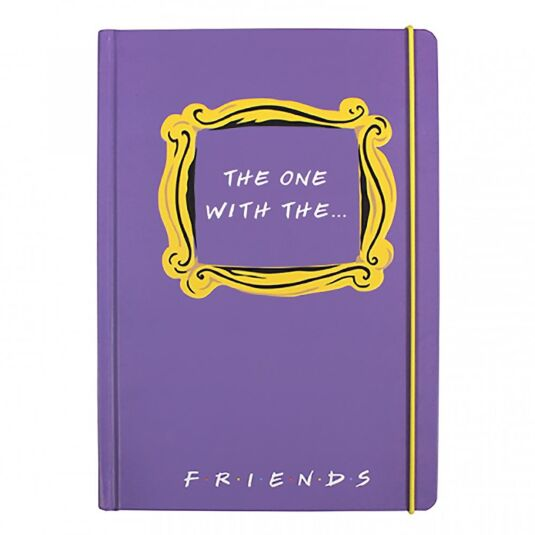 The One With The … A5 Notebook
