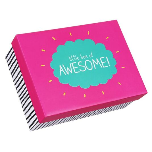 Little Box of Awesome! Small Gift Box
