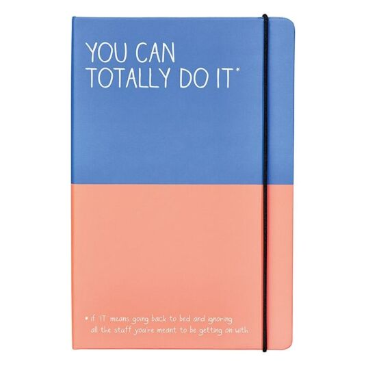 Totally Do It A5 Notebook
