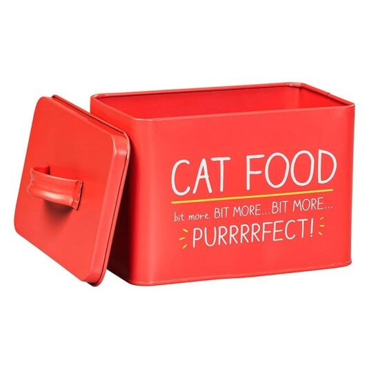 Purrrrfect Cat Food Tin