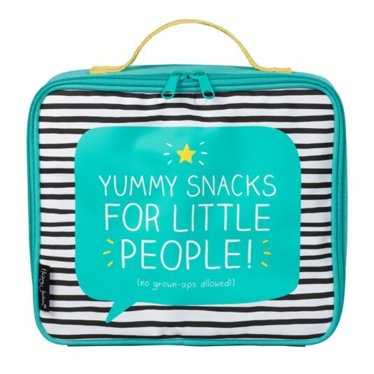 Yummy Snacks Lunch Bag