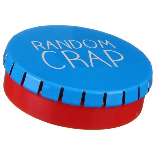 Random Crap Click Clack Tin