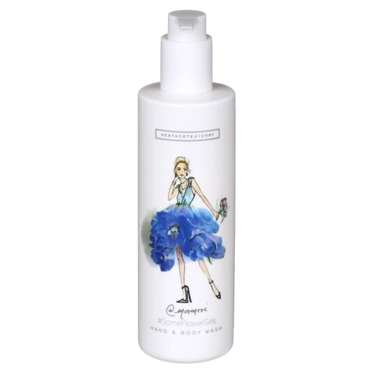 #SomeFlowerGirls Hand and Body Wash