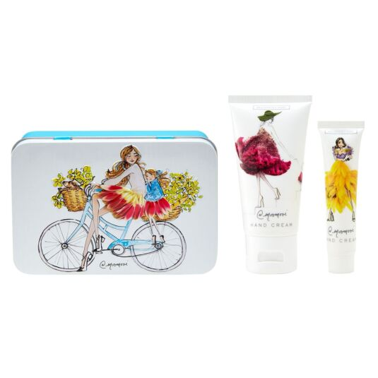 #SomeFlowerGirls Me & Mini Hand Cream In Tin