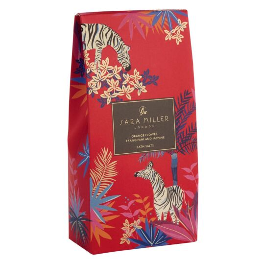 Tahiti Orange Flower, Frangipani and Jasmine Bath Salts