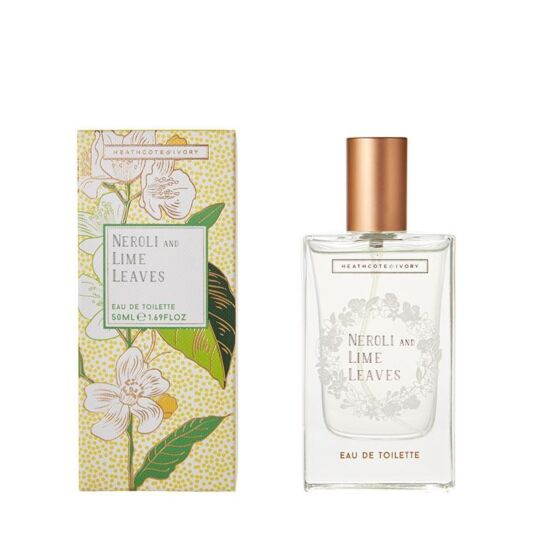 Neroli and Lime Leaves Eau De Toilette