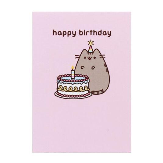 Cake – Happy Birthday Card