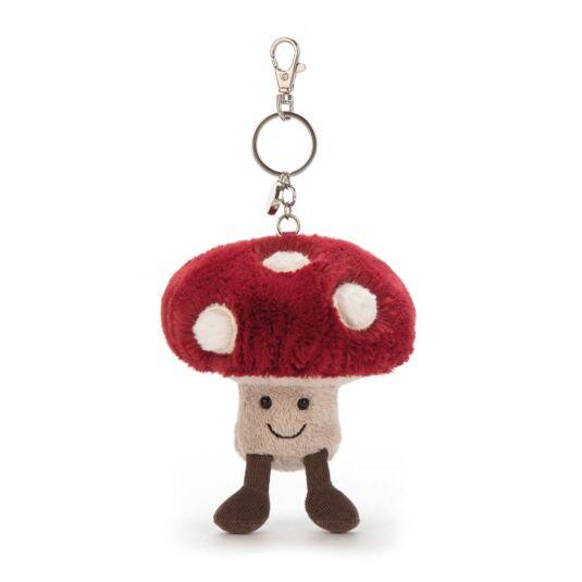 Amuseables Mushroom Bag Charm