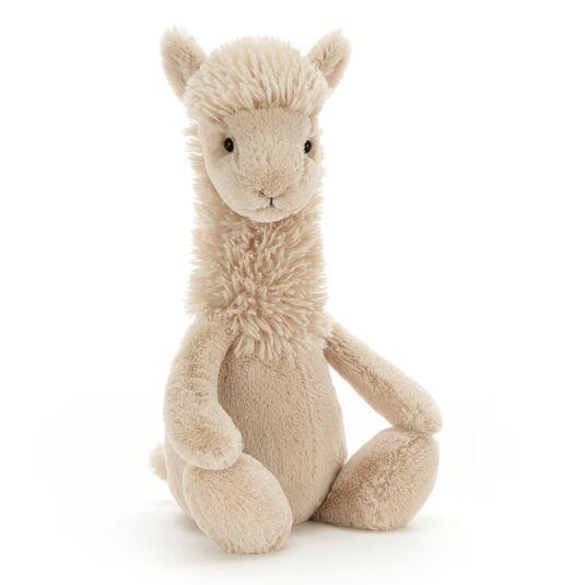 Medium Bashful Llama