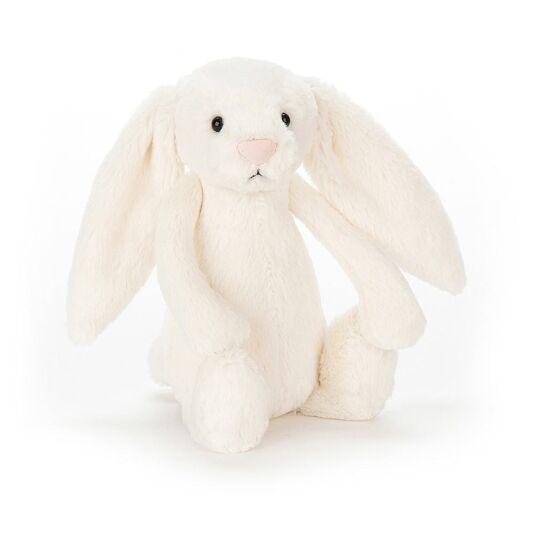 Cream Bashful Bunny Chime
