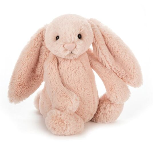 Medium Bashful Blush Bunny