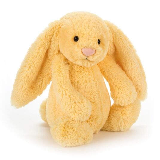 Medium Bashful Lemon Bunny