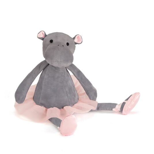 Medium Dancing Darcey Hippo