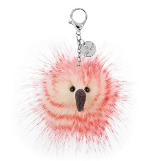 Flaunt Your Feathers Bag Charm