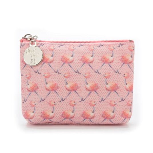 Glad to Be Me Pink Coin Purse