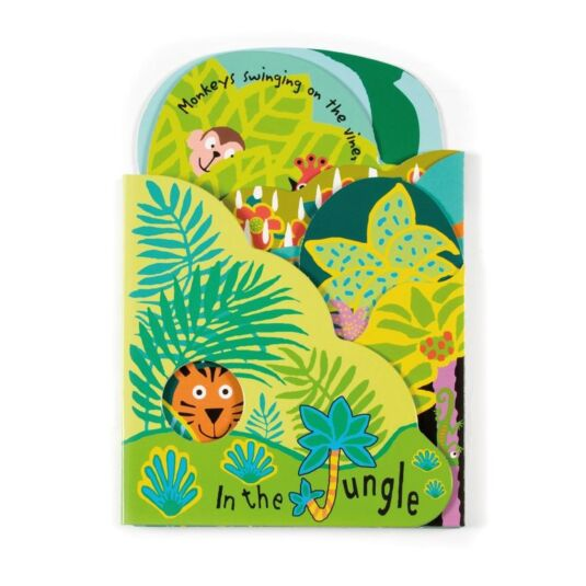 In The Jungle Board Book