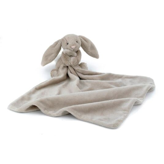 Beige Bashful Bunny Soother