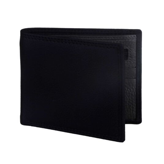 Men's Two Tone Leather Wallet