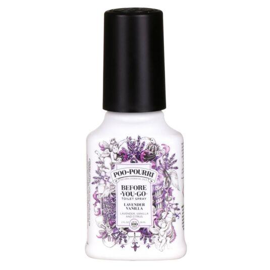 Lavender Vanilla 2oz Toilet Spray