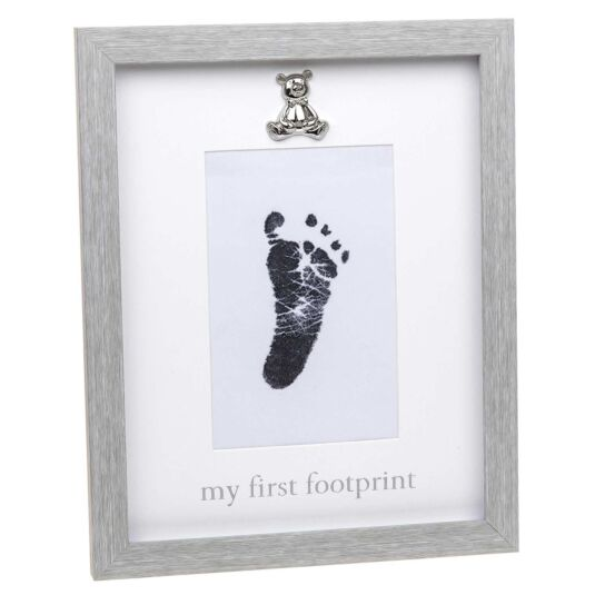 Baby's First Footprint Frame
