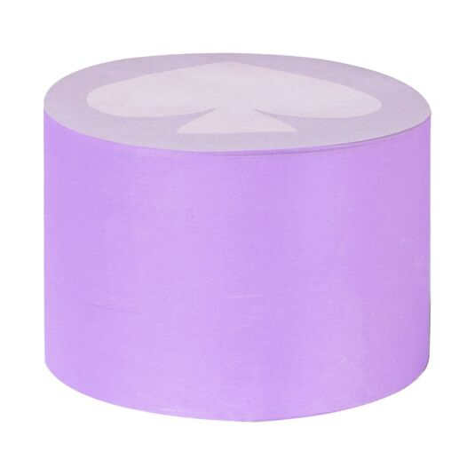 Colourblock Lilac Sticky Notes