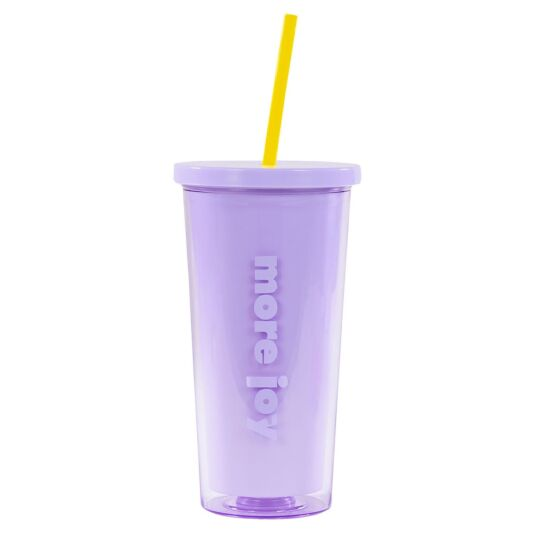 More Joy Tumbler With Straw