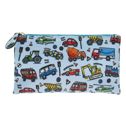 Vehicles Pencil Case