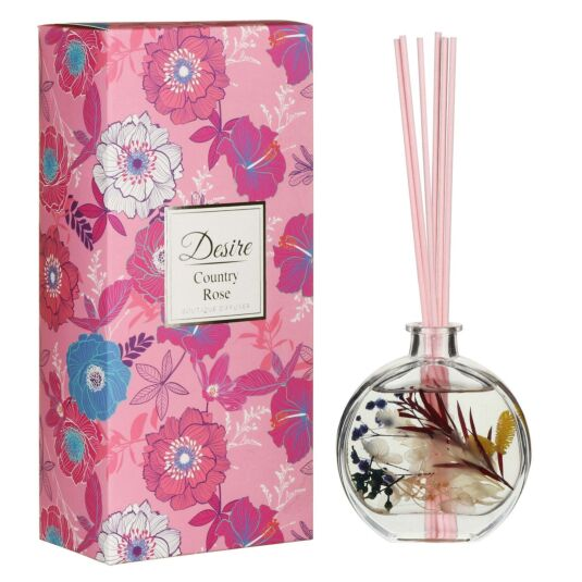 Desire Blossom Country Rose Reed Diffuser