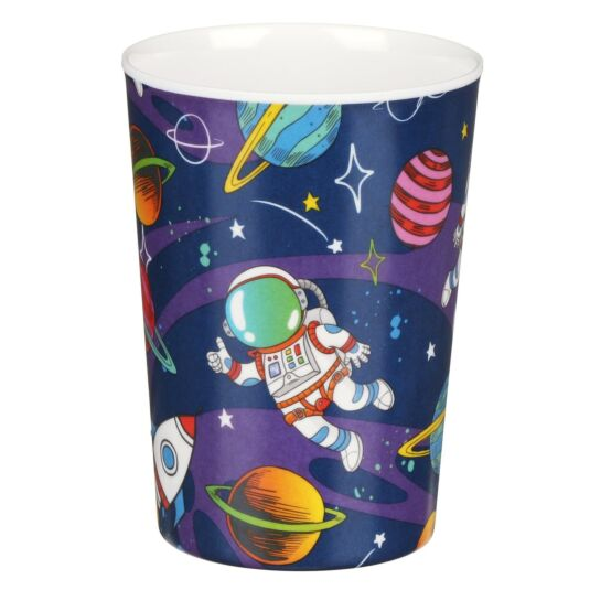 Leonardo's Little Stars Spaceman Beaker