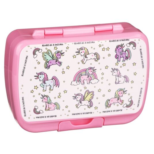 Leonardo's Little Stars Unicorn Lunch Box