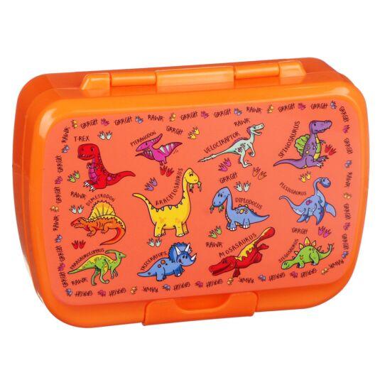Leonardo's Little Stars Dinosaur Lunch Box