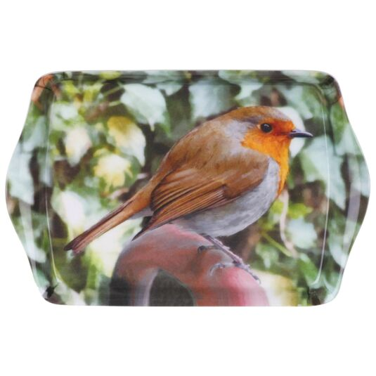 Robin Bird Small Tray