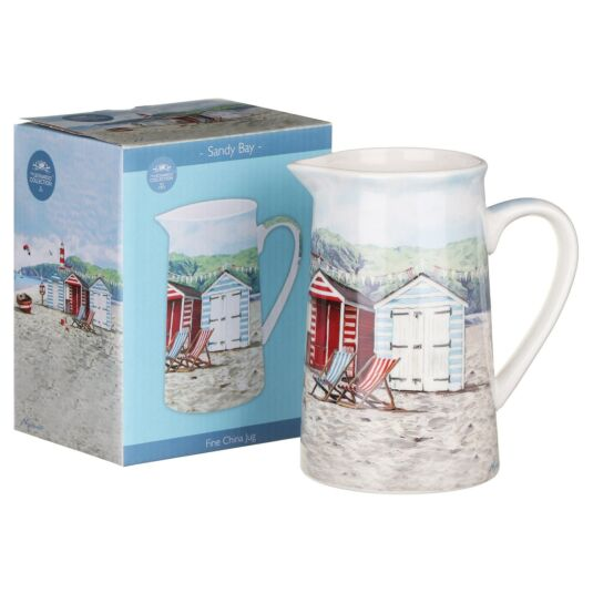 Sandy Bay Boxed Fine China Jug