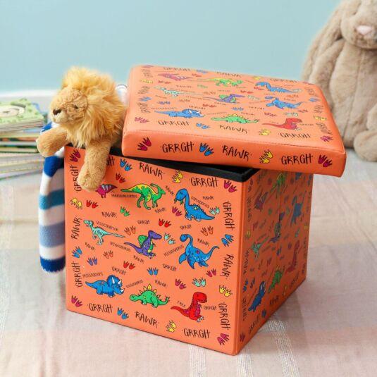 Dinosaurs Storage Box