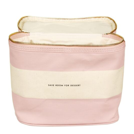 7ebc0630e ... Blush Rugby Stripe Lunch Tote Bag. Product Details. Return to Previous  Page. 20% OFF