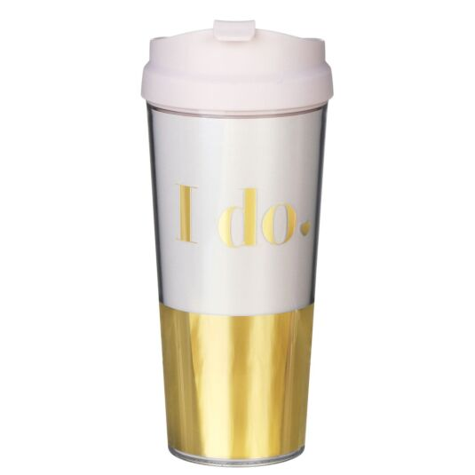 I Do Bridal Thermal Mug