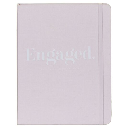 'Engaged' Bridal Appointment Calendar