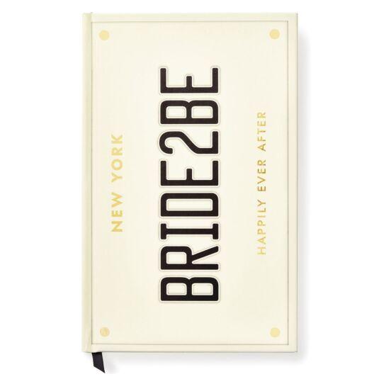 Bride 2 Be Bridal Notebook