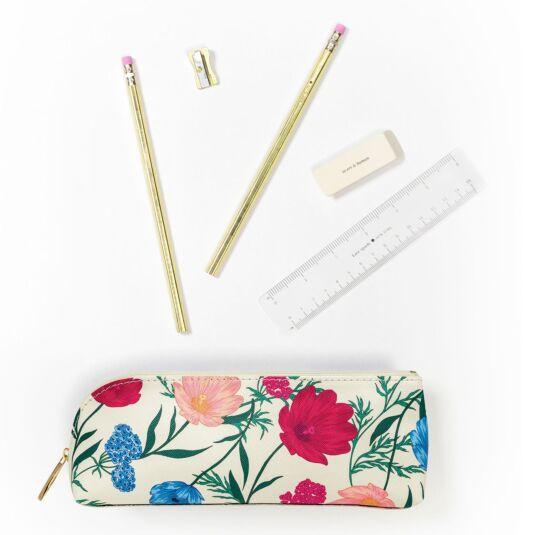 Blossom Filled Pencil Case