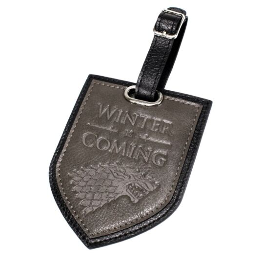 House Stark Luggage Tag