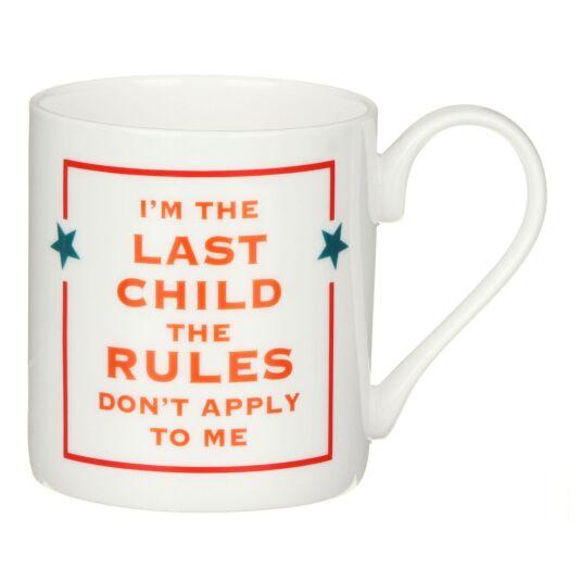 'I'm the Last Child…' Mug