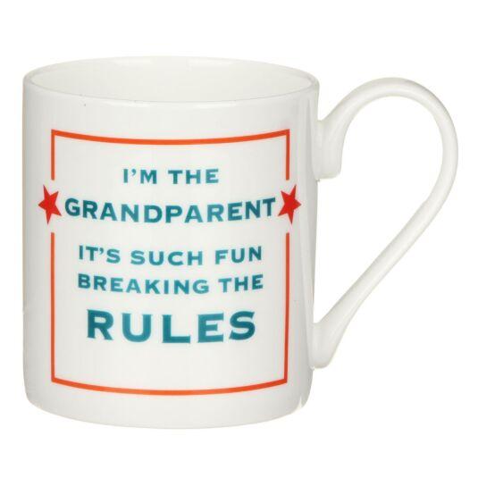 'I'm the Grandparent…' Mug