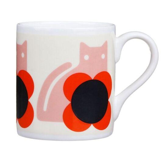 Poppy Cat Standard Mug
